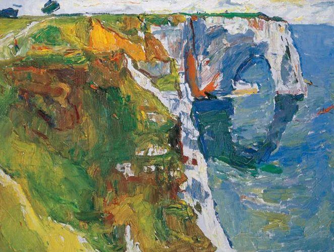 至纯至美  油画大师罗尔纯的色彩人生插图18