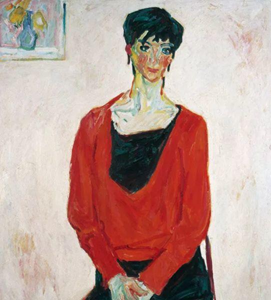 至纯至美  油画大师罗尔纯的色彩人生插图19