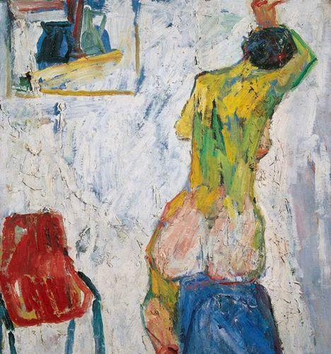 至纯至美  油画大师罗尔纯的色彩人生插图41