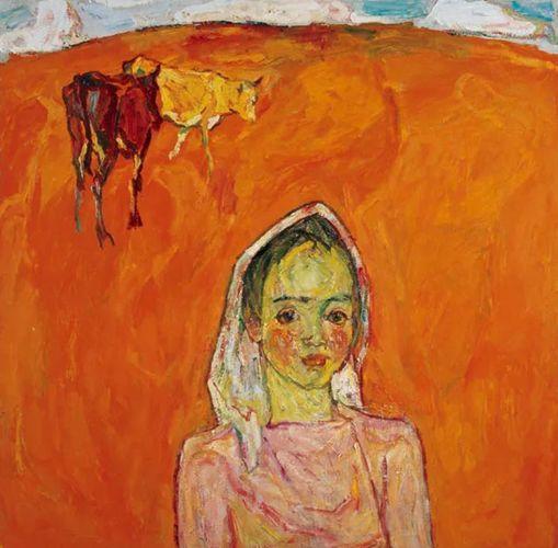 至纯至美  油画大师罗尔纯的色彩人生插图23