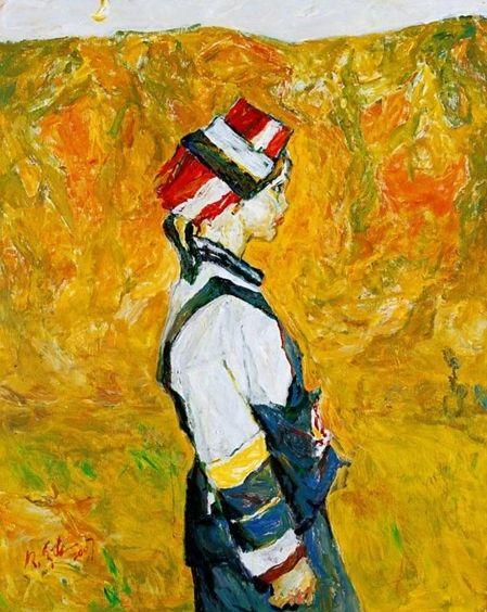 至纯至美  油画大师罗尔纯的色彩人生插图49