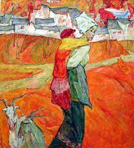 至纯至美  油画大师罗尔纯的色彩人生插图29