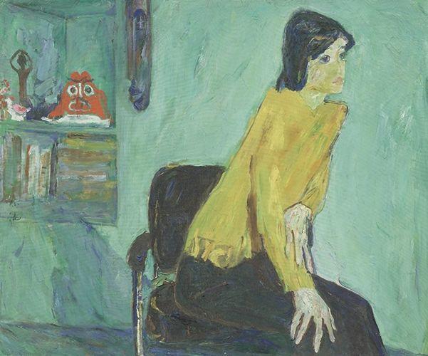 至纯至美  油画大师罗尔纯的色彩人生插图31