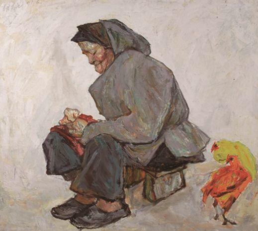 至纯至美  油画大师罗尔纯的色彩人生插图32