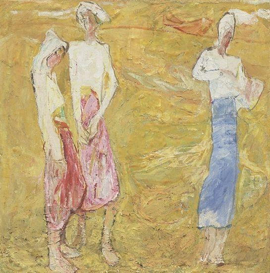 至纯至美  油画大师罗尔纯的色彩人生插图39
