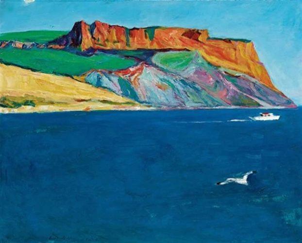 至纯至美  油画大师罗尔纯的色彩人生插图82