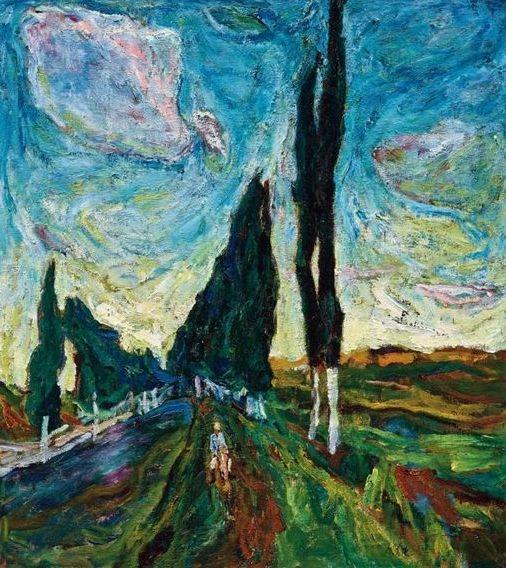 至纯至美  油画大师罗尔纯的色彩人生插图43