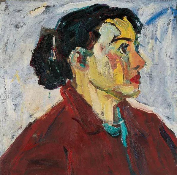 至纯至美  油画大师罗尔纯的色彩人生插图45