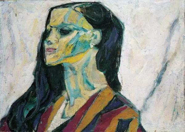 至纯至美  油画大师罗尔纯的色彩人生插图46