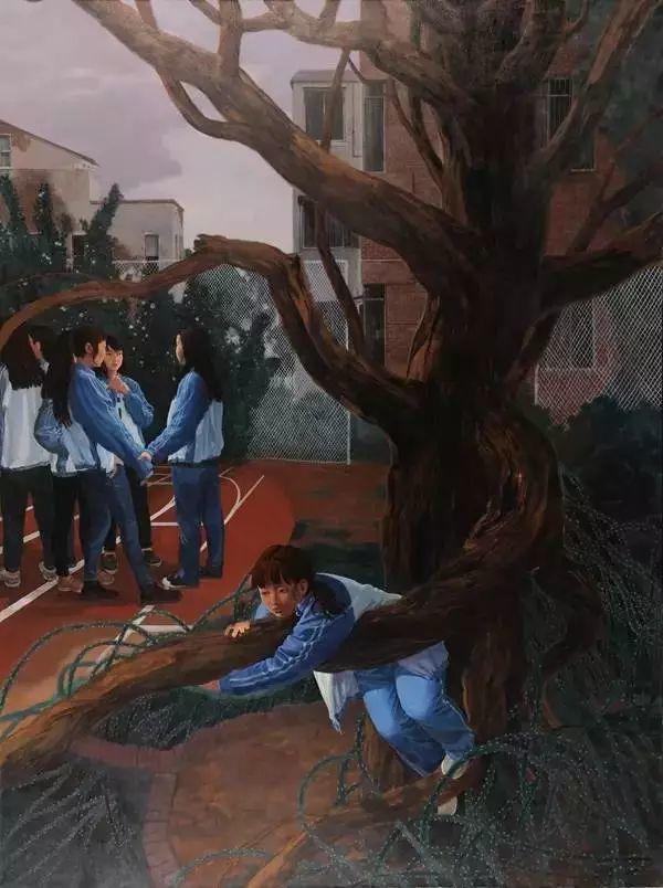 中国九大美院绘画优秀作品欣赏插图19