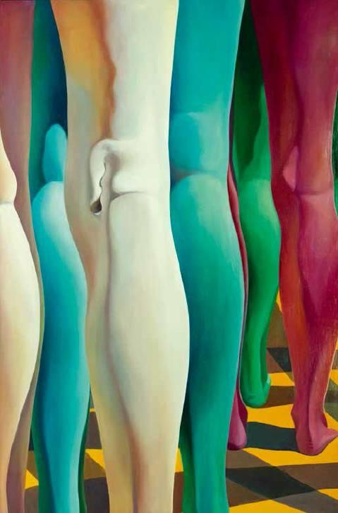 中国九大美院绘画优秀作品欣赏插图37