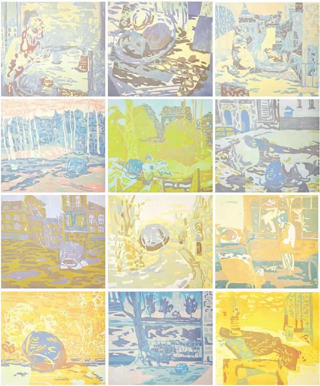 中国九大美院绘画优秀作品欣赏插图46