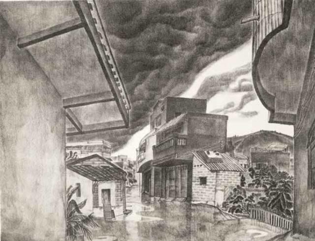 中国九大美院绘画优秀作品欣赏插图48