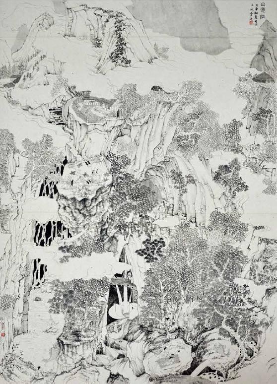 中国九大美院绘画优秀作品欣赏插图54