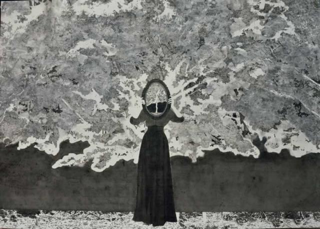 中国九大美院绘画优秀作品欣赏插图56