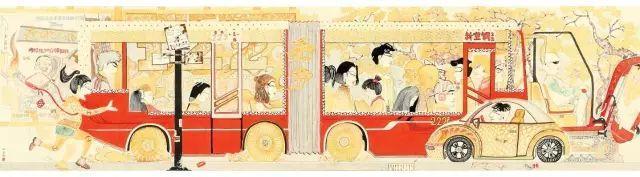 中国九大美院绘画优秀作品欣赏插图83