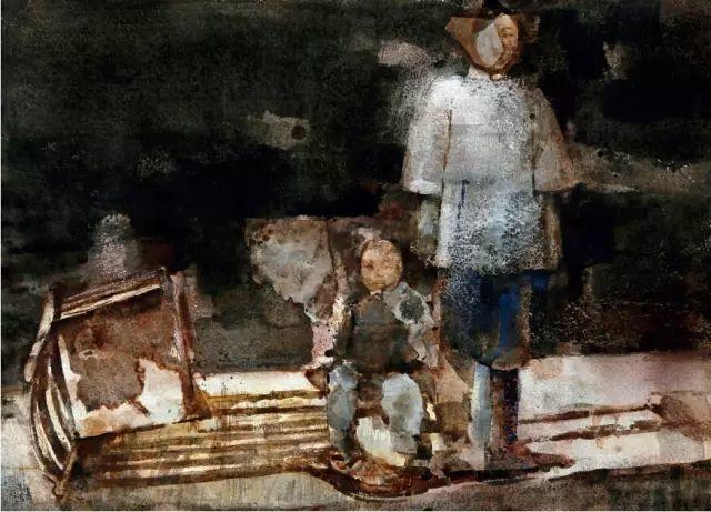 中国九大美院绘画优秀作品欣赏插图89