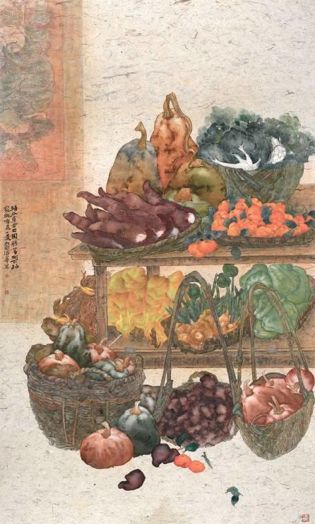 中国九大美院绘画优秀作品欣赏插图105