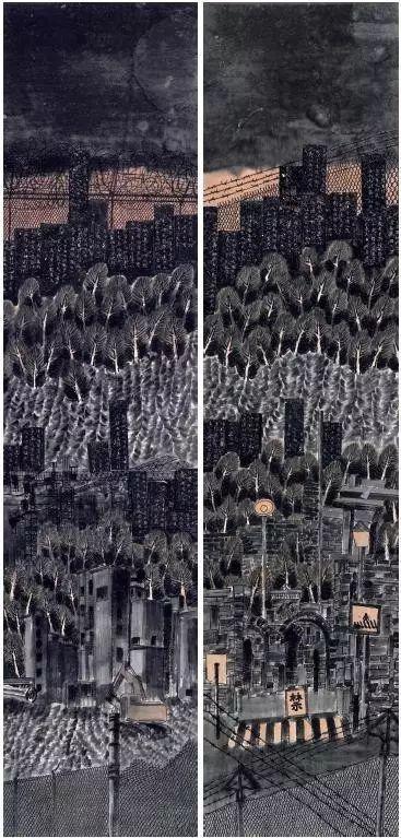 中国九大美院绘画优秀作品欣赏插图109