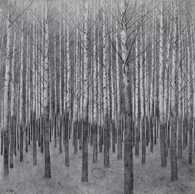 中国九大美院绘画优秀作品欣赏插图121