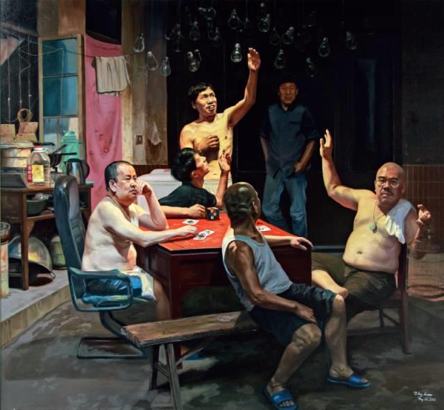 中国九大美院绘画优秀作品欣赏插图125