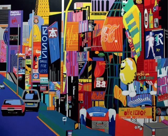 中国九大美院绘画优秀作品欣赏插图129