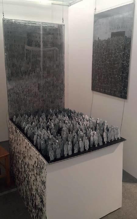 中国九大美院绘画优秀作品欣赏插图143