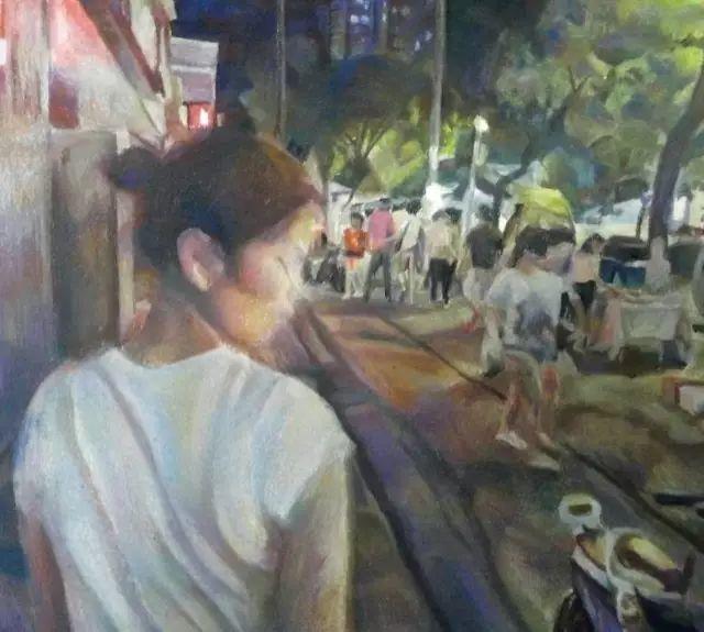 中国九大美院绘画优秀作品欣赏插图147