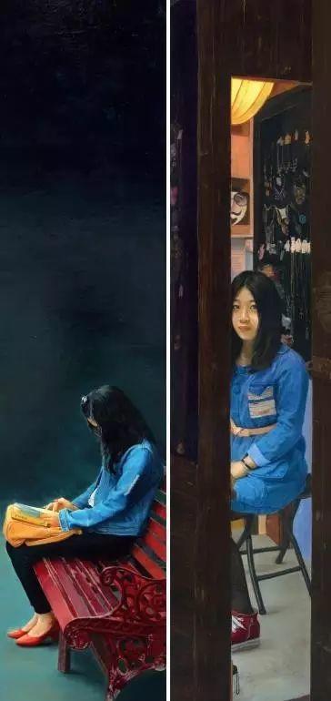 中国九大美院绘画优秀作品欣赏插图155