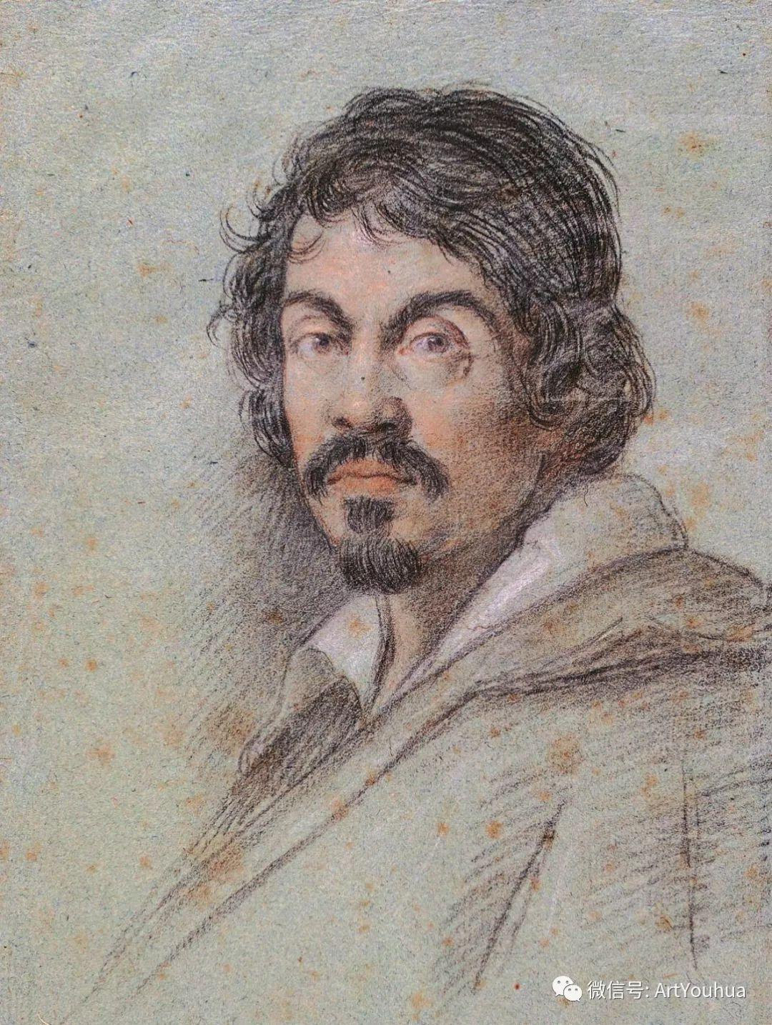No.18 卡拉瓦乔 | 意大利16世纪末至17世纪初的著名画家插图1