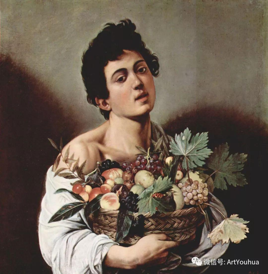 No.18 卡拉瓦乔 | 意大利16世纪末至17世纪初的著名画家插图3