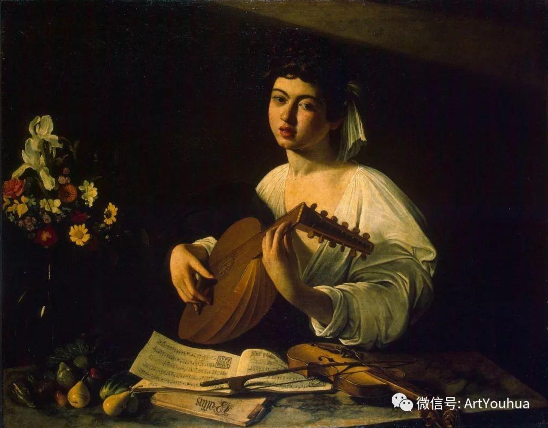 No.18 卡拉瓦乔 | 意大利16世纪末至17世纪初的著名画家插图7