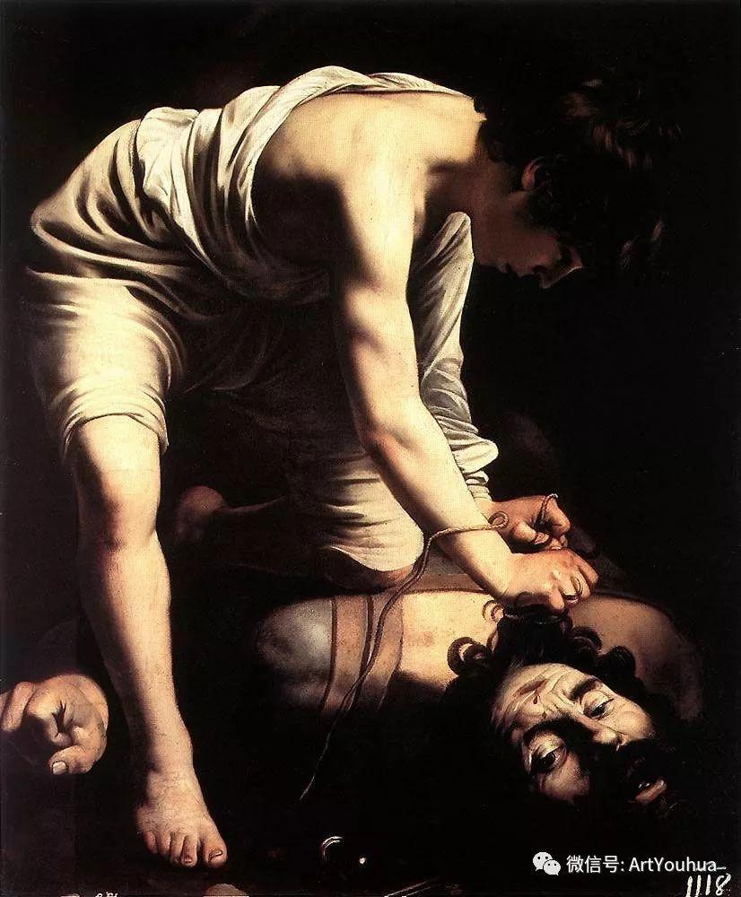 No.18 卡拉瓦乔 | 意大利16世纪末至17世纪初的著名画家插图11