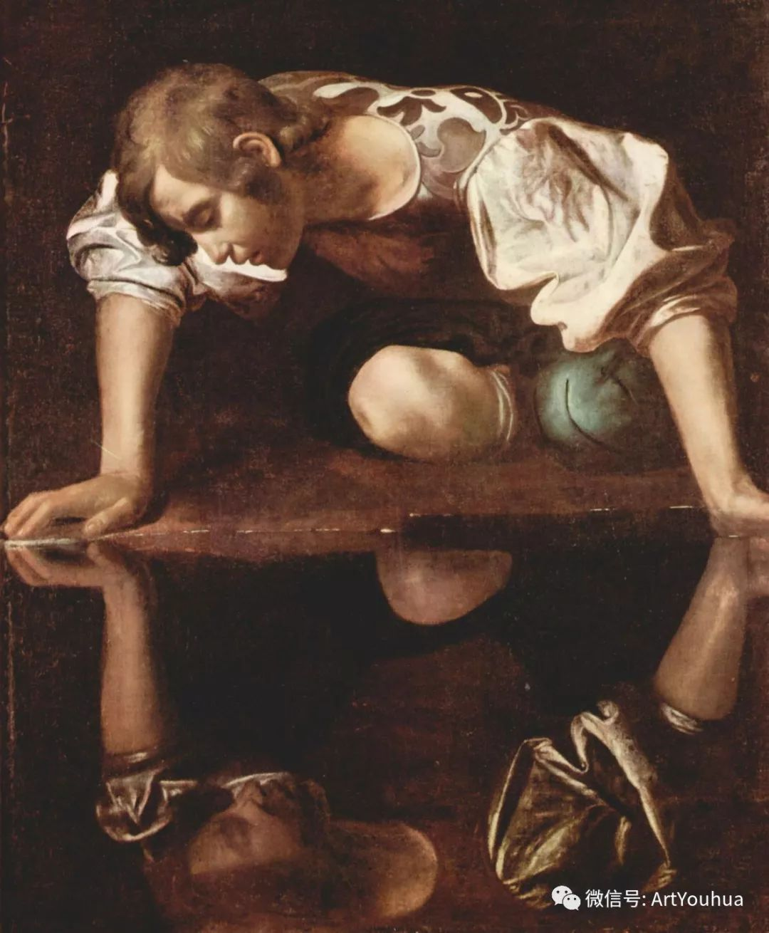 No.18 卡拉瓦乔 | 意大利16世纪末至17世纪初的著名画家插图13