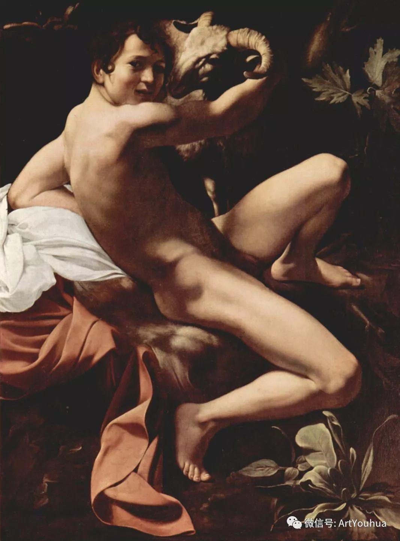 No.18 卡拉瓦乔 | 意大利16世纪末至17世纪初的著名画家插图15