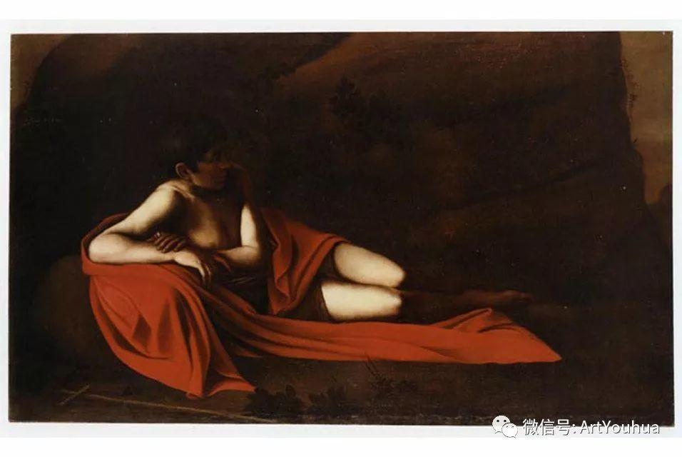 No.18 卡拉瓦乔 | 意大利16世纪末至17世纪初的著名画家插图25