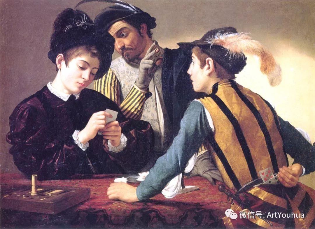 No.18 卡拉瓦乔 | 意大利16世纪末至17世纪初的著名画家插图27