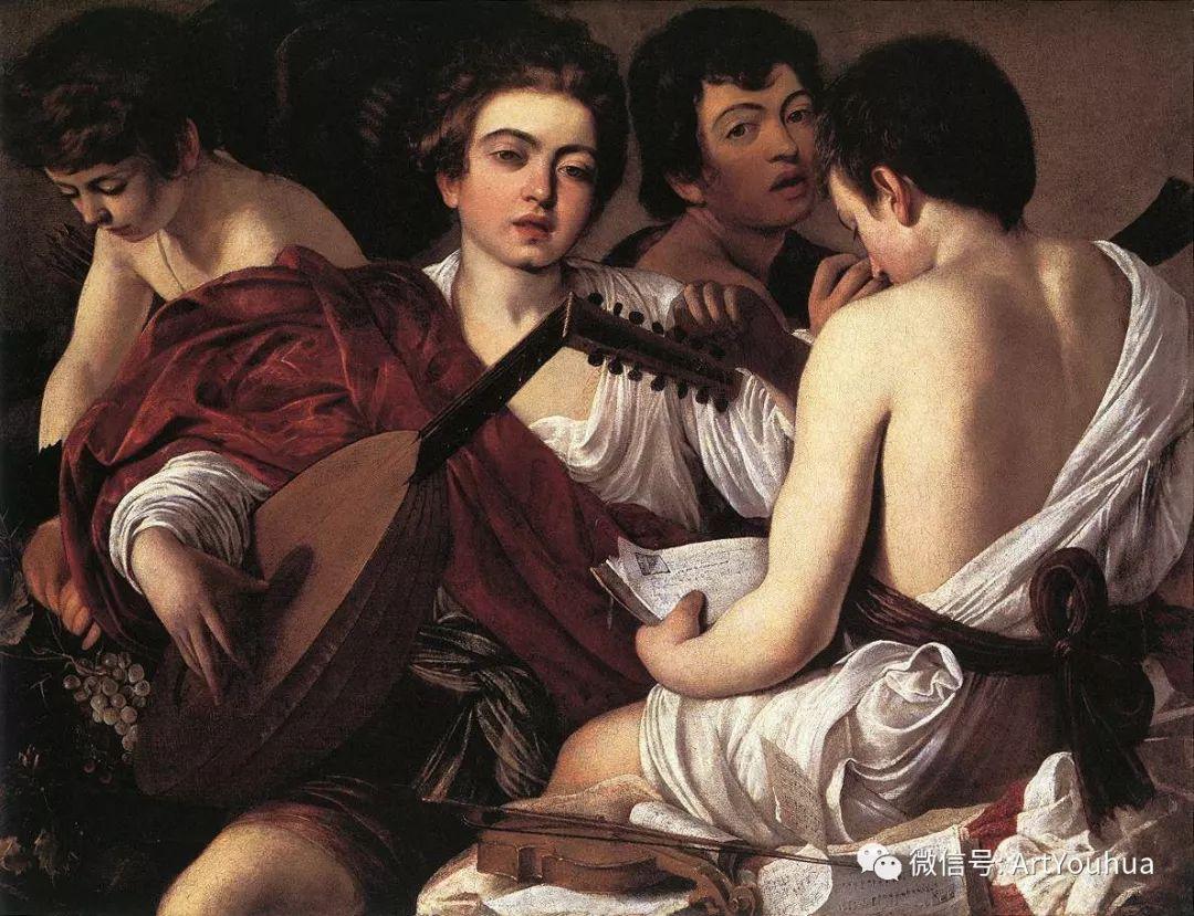No.18 卡拉瓦乔 | 意大利16世纪末至17世纪初的著名画家插图29