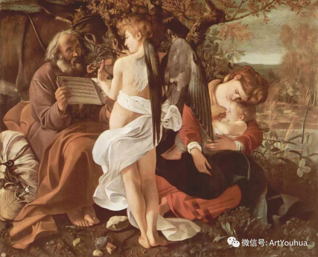 No.18 卡拉瓦乔 | 意大利16世纪末至17世纪初的著名画家插图45