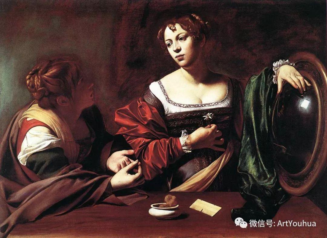 No.18 卡拉瓦乔 | 意大利16世纪末至17世纪初的著名画家插图53