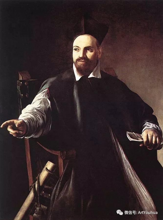 No.18 卡拉瓦乔 | 意大利16世纪末至17世纪初的著名画家插图57