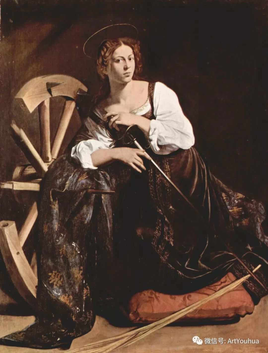 No.18 卡拉瓦乔 | 意大利16世纪末至17世纪初的著名画家插图59