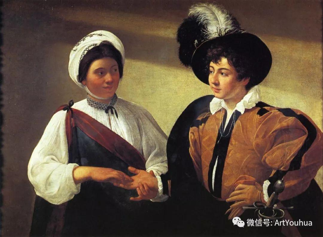 No.18 卡拉瓦乔 | 意大利16世纪末至17世纪初的著名画家插图61