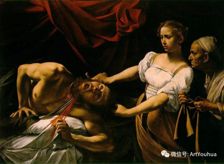 No.18 卡拉瓦乔 | 意大利16世纪末至17世纪初的著名画家插图63