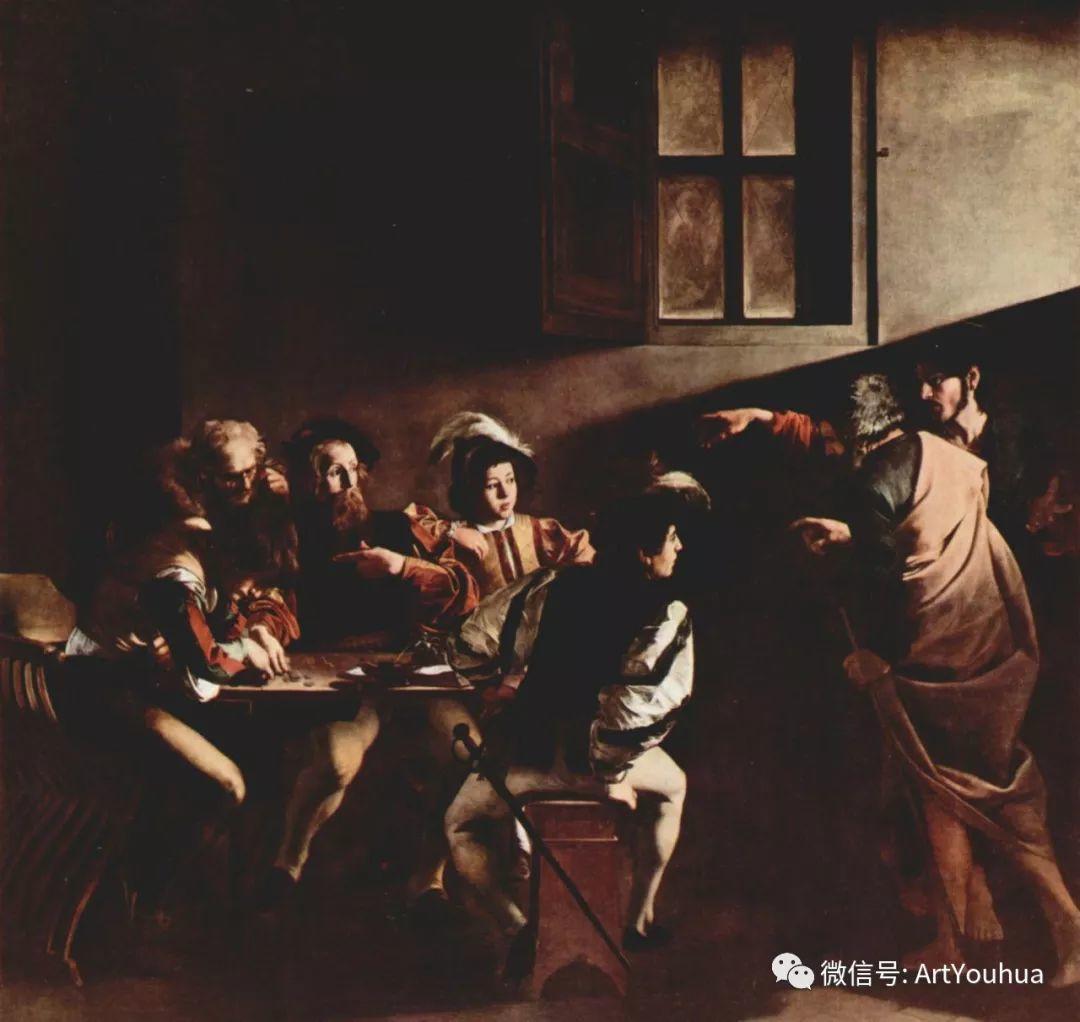 No.18 卡拉瓦乔 | 意大利16世纪末至17世纪初的著名画家插图65