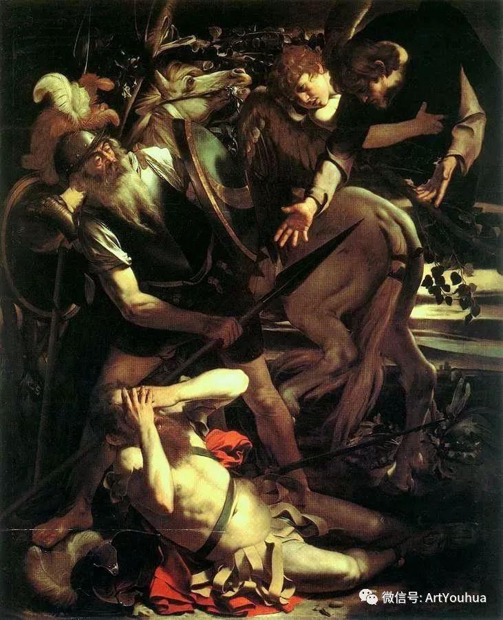 No.18 卡拉瓦乔 | 意大利16世纪末至17世纪初的著名画家插图67