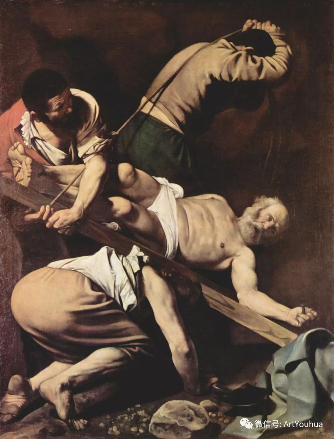 No.18 卡拉瓦乔 | 意大利16世纪末至17世纪初的著名画家插图73
