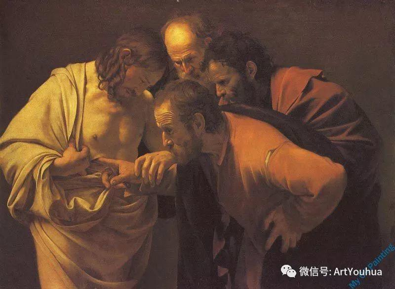 No.18 卡拉瓦乔 | 意大利16世纪末至17世纪初的著名画家插图77