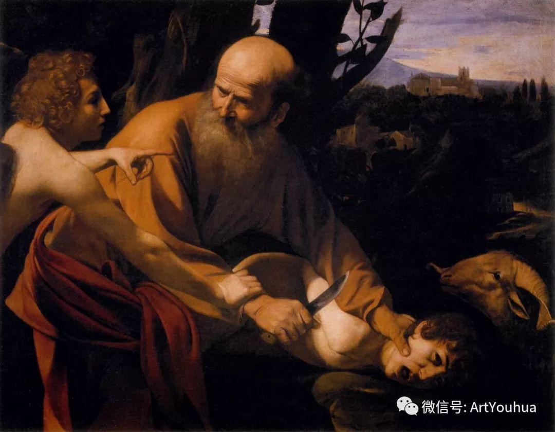 No.18 卡拉瓦乔 | 意大利16世纪末至17世纪初的著名画家插图81