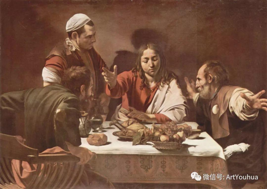 No.18 卡拉瓦乔 | 意大利16世纪末至17世纪初的著名画家插图85